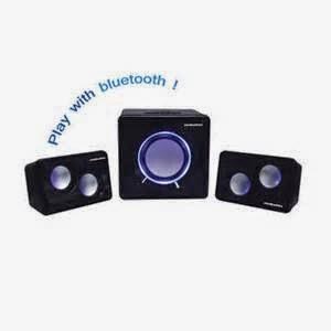 Simbadda Speaker Multimedia CST 3500N