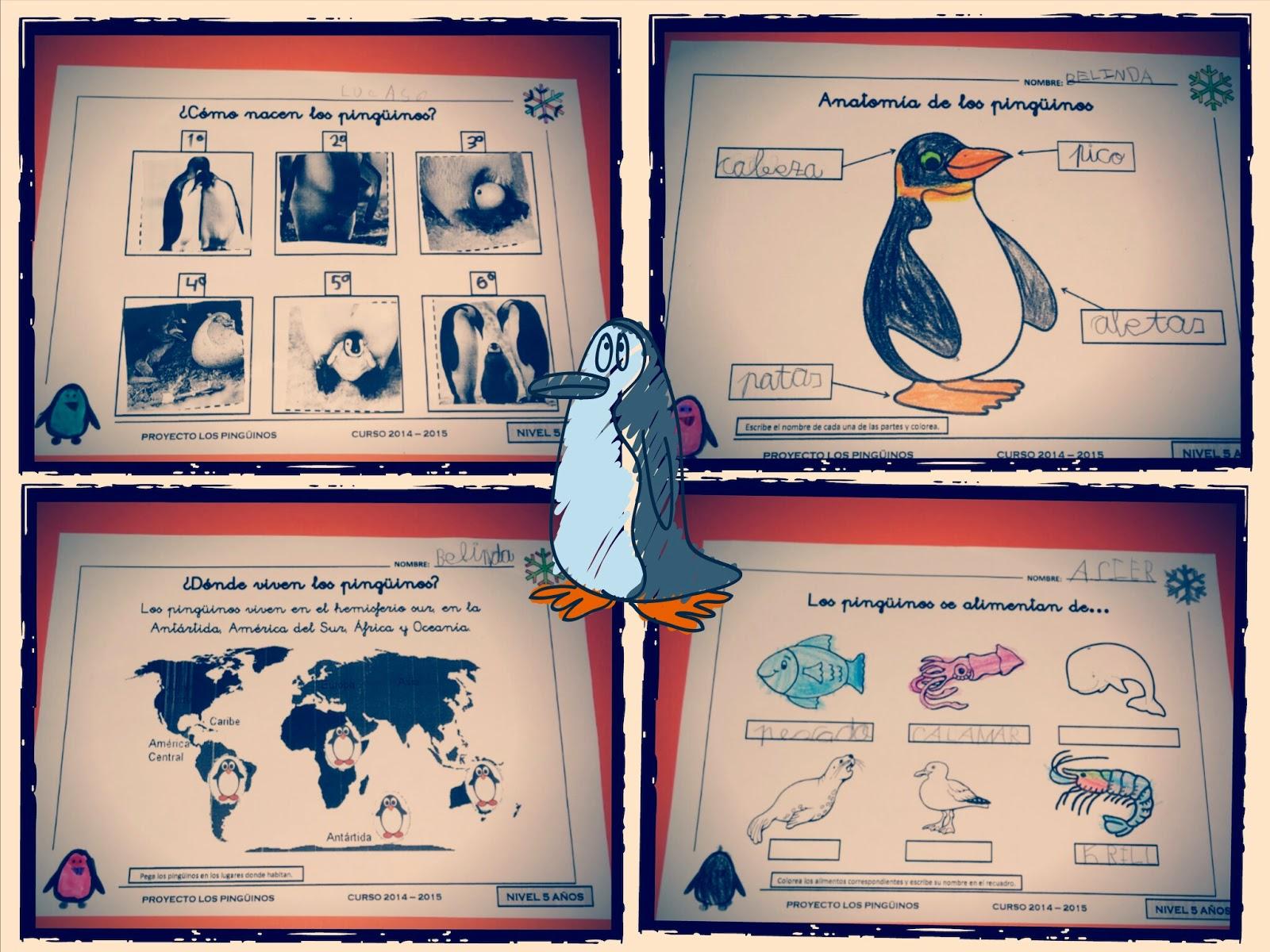 Aula de Infantil en Cabañas***: Proyecto de investigación: Los ...