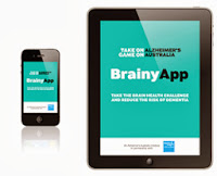 BrainyApp screen