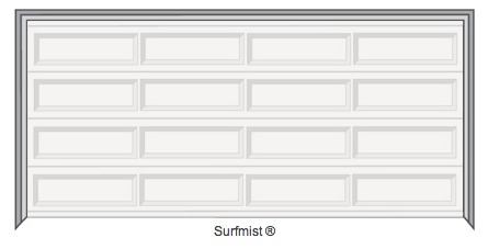 The coventry caper external colours and choices for Coventry garage doors