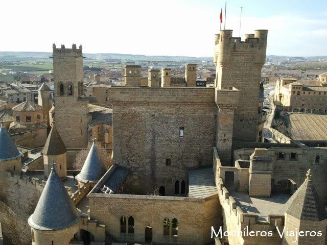 Olite villa medieval mochileros viajeros for Oficina turismo olite