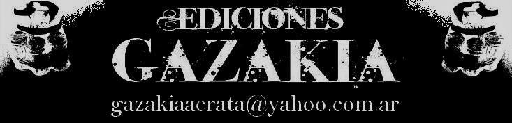 Ediciones Gazakia