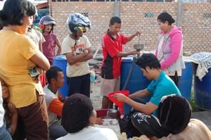 Indagkop Kabupaten Bulungan Juni 2012