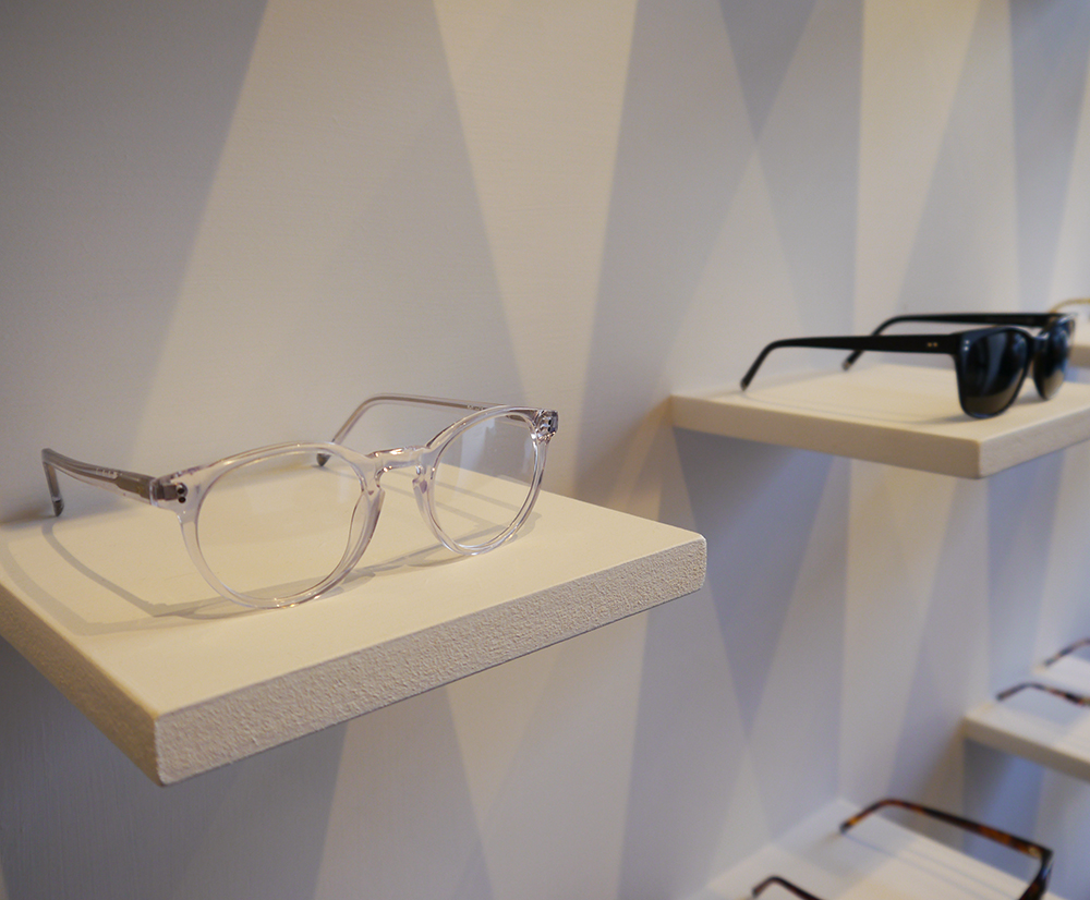 IOLLA, eyewear, affordable glasses, Bells frame, Glasgow, show room, Finnieston, blogger favourite