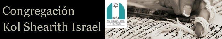 Congregacion Kol Shearith Israel - Blog