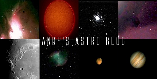 Andy's Astro blog