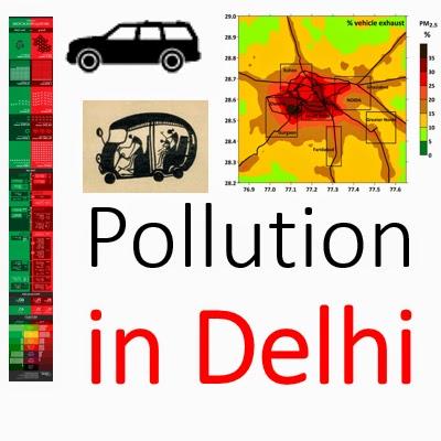 Pollution In Delhi Essay, Speech, Article, Paragraph, Composition