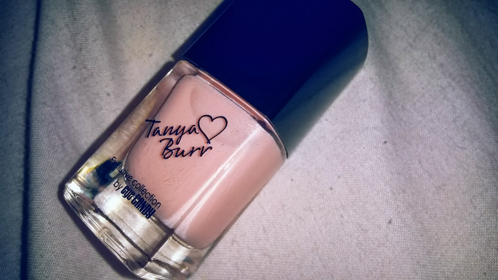 Tanya burr nail polish 12ml feeluniquecom