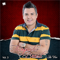 Novo CD de Tiaguinho Brasil