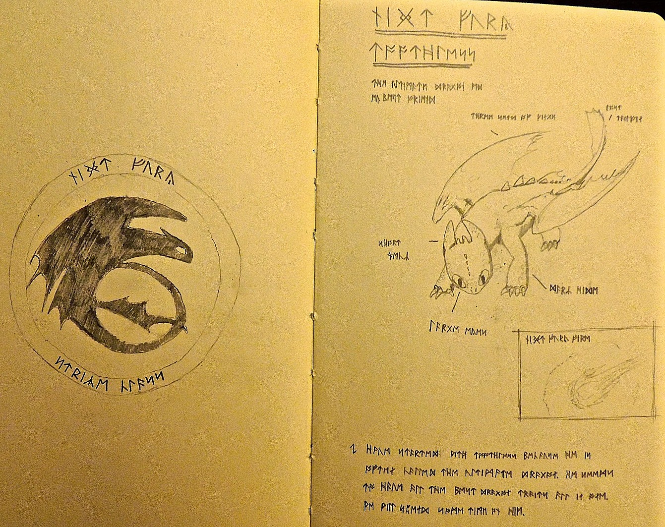 Toothless the nightfury dragon journal page 1 2 dragon journal page 1 2 ccuart Image collections