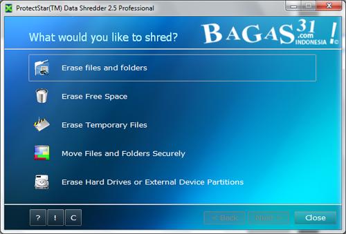 ProtectStar Data Shredder 2.5 + Serial 2
