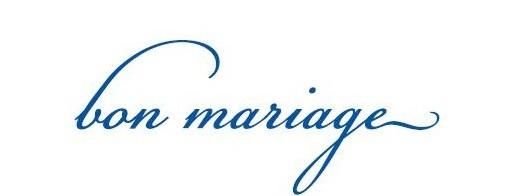 bon mariage!