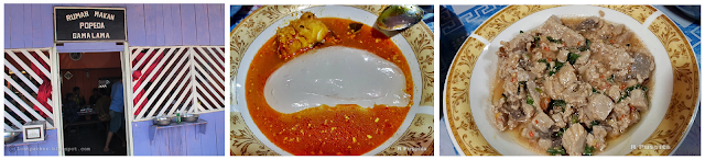 Maluku Utara mempunyai aneka macam masakan khas daerah antara lain popeda  Makanan Khas Ternate - Tempat Wisata Kuliner yang Terkenal
