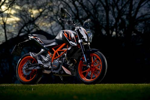 KTM 390 Duke Review and Price