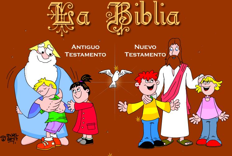 Biblia Infantil on line