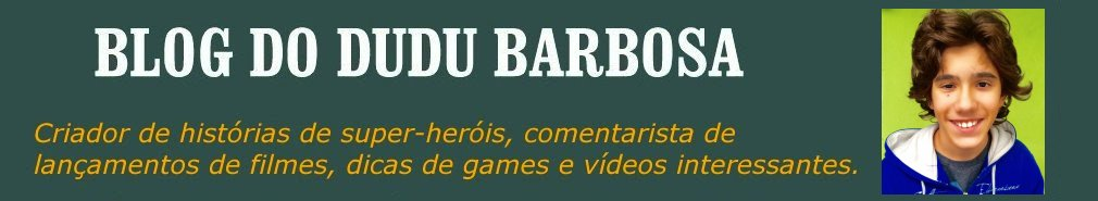 Blog do Dudu Barbosa
