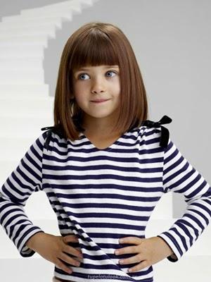 peinados 2014 de nenas