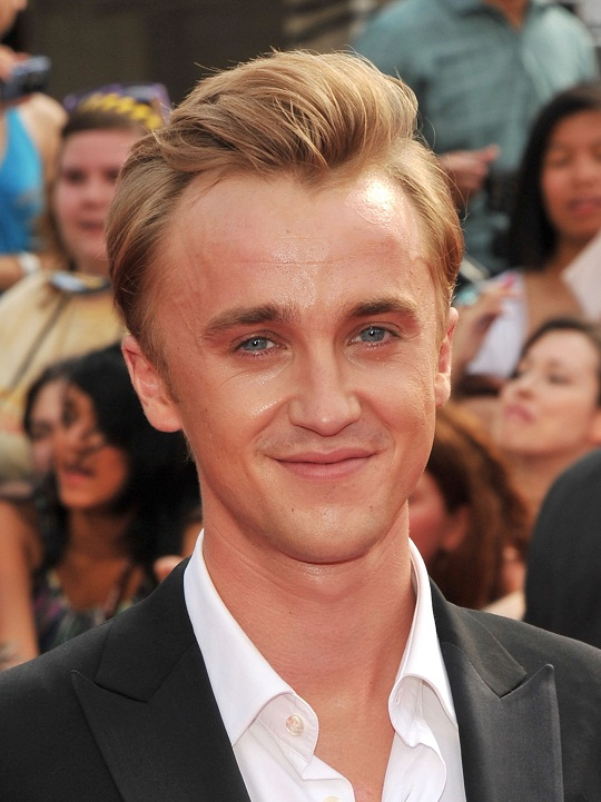 Tom Felton Alone Picture