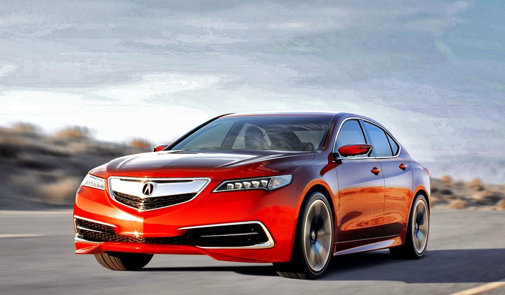 2015 Acura TLX Pictures