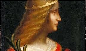 Hallado un retrato inédito de Isabel de Este, de Leonardo da Vinci