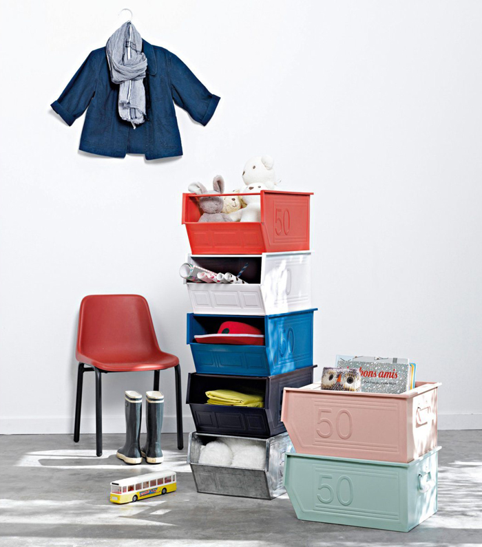 storage for kids' room from AM-PM