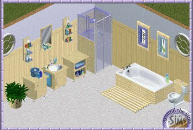 Banyo Tasarımı Oyunu