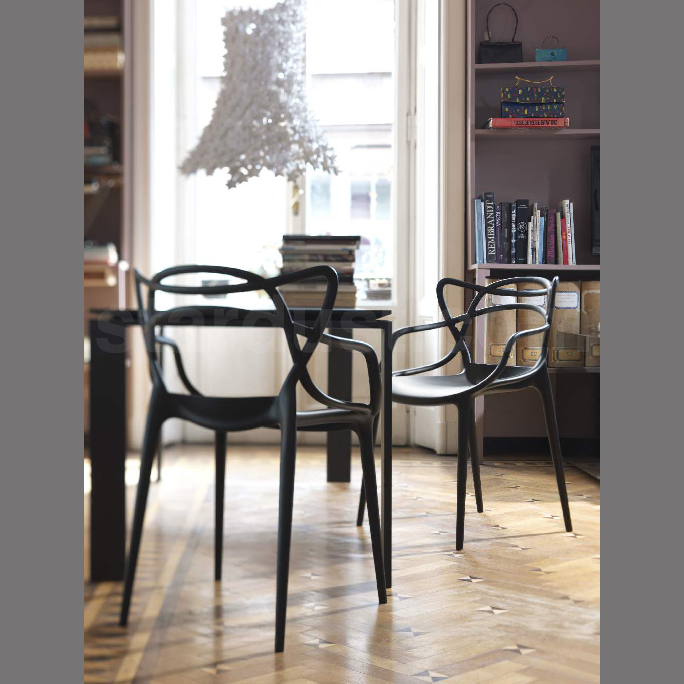 Masters kartell chair for Masters kartell