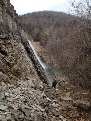 Lake Leatherwood Dam Eureka Springs