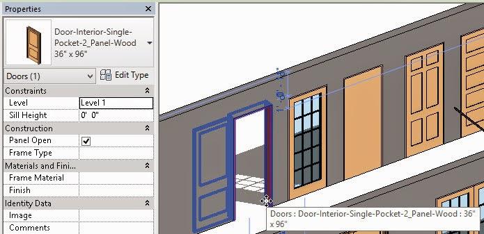 Revit OpEd  sc 1 st  Revit OpEd & Revit OpEd: Revit 2016 - New Door Content