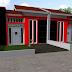 Warna Cat Merah Yang Trend Untuk Rumah Minimalis Terbaru