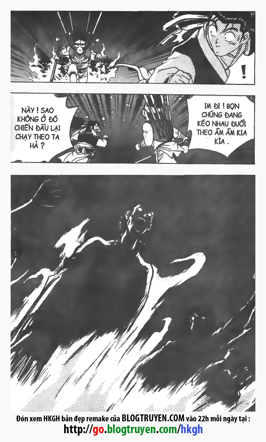 xem truyen moi - Hiệp Khách Giang Hồ Vol19 - Chap 128 - Remake
