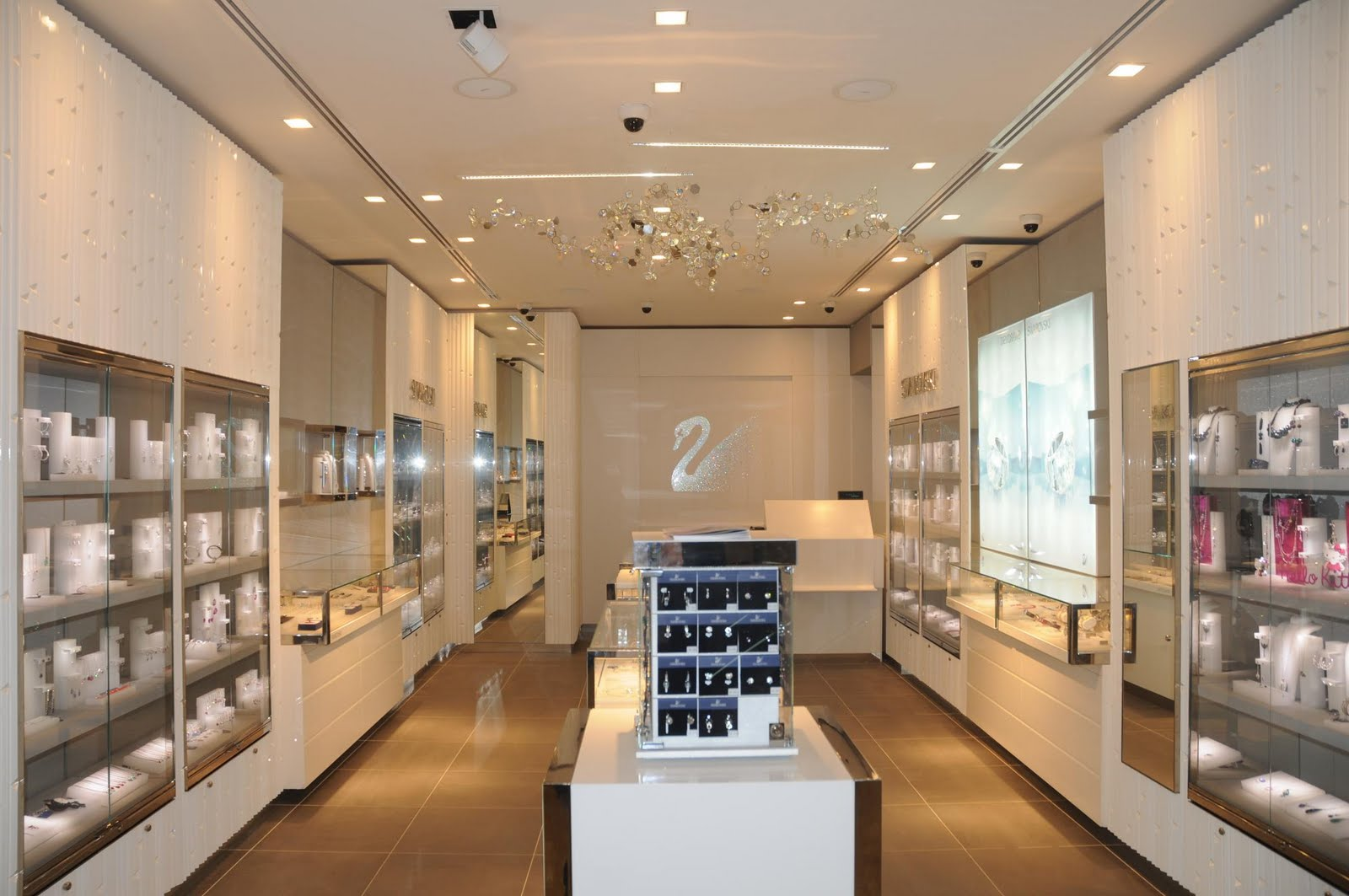 Dubai News Today Swarovski Unveils New Design Ideas For Its Stores On The Occasion Of The New