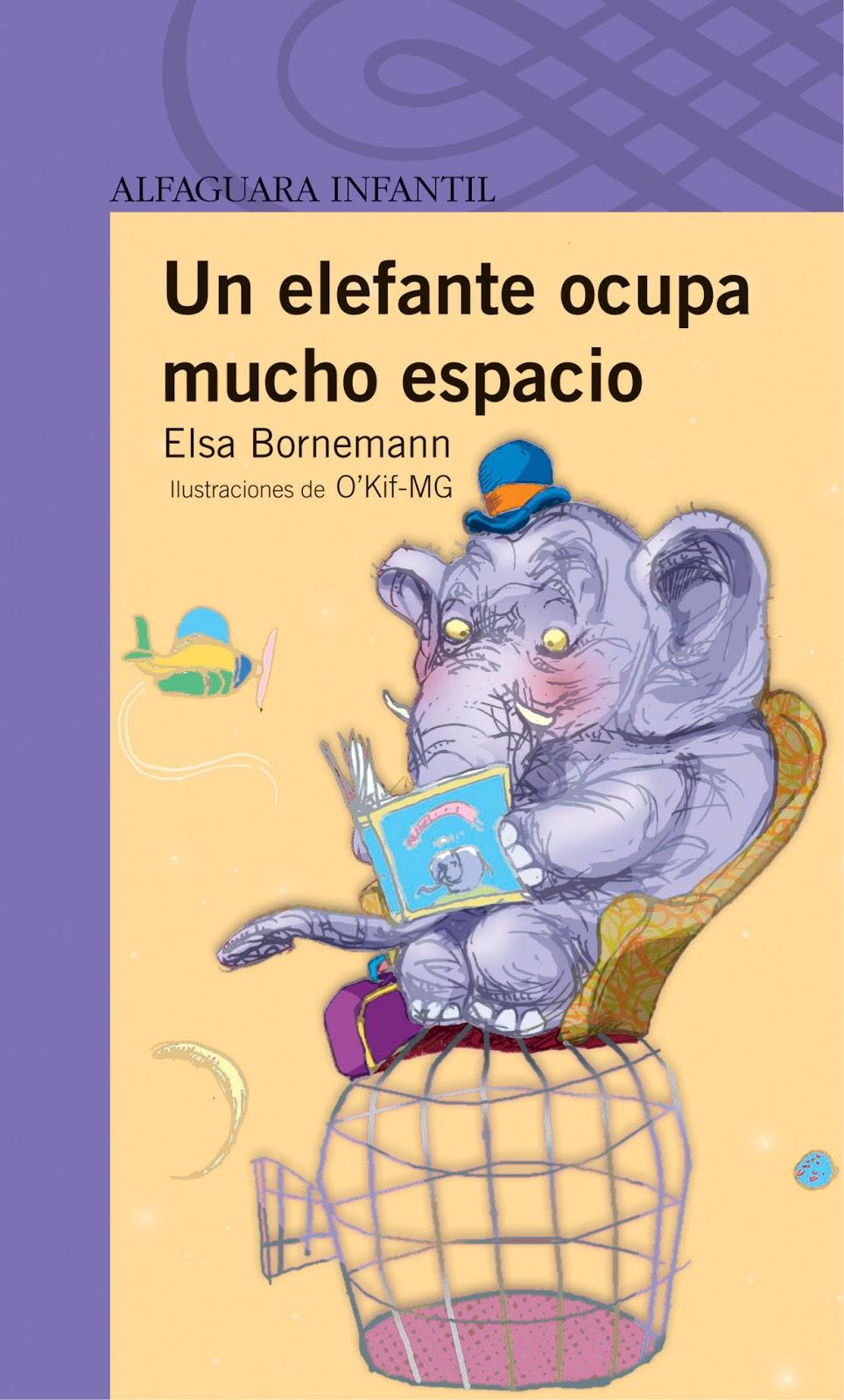 La biblioteca de amelia libros de elefantes para buenos - Libro da colorare elefante libro ...