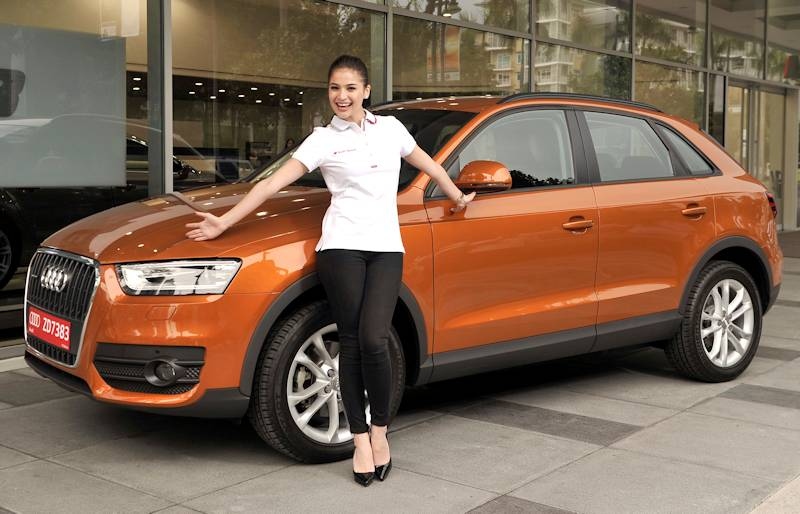 Anne Curtis Is Ambassadress For Audi Q Philippine Car News Car - Audi sports car price list