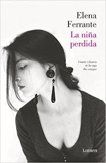 """""""La niña perdida"""" - Elena Ferrante."""