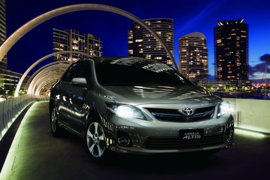 Toyota Corolla Altis 2010 bản 2.0V