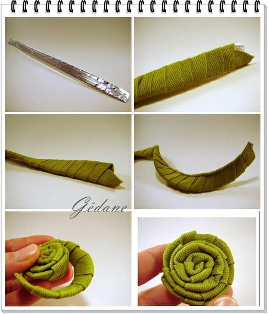 Flores y moños: para decoración, accesorios, detalles especiales ...
