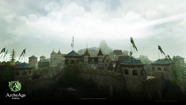 Archeage: AA: Тайна третьего континента