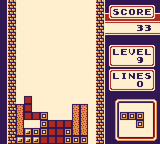 Tetris Gameplay Screenshot 01