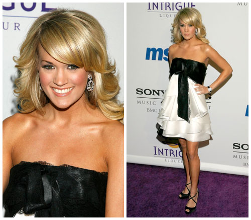 Carrie Underwood 2011 Hair. carrie underwood hair