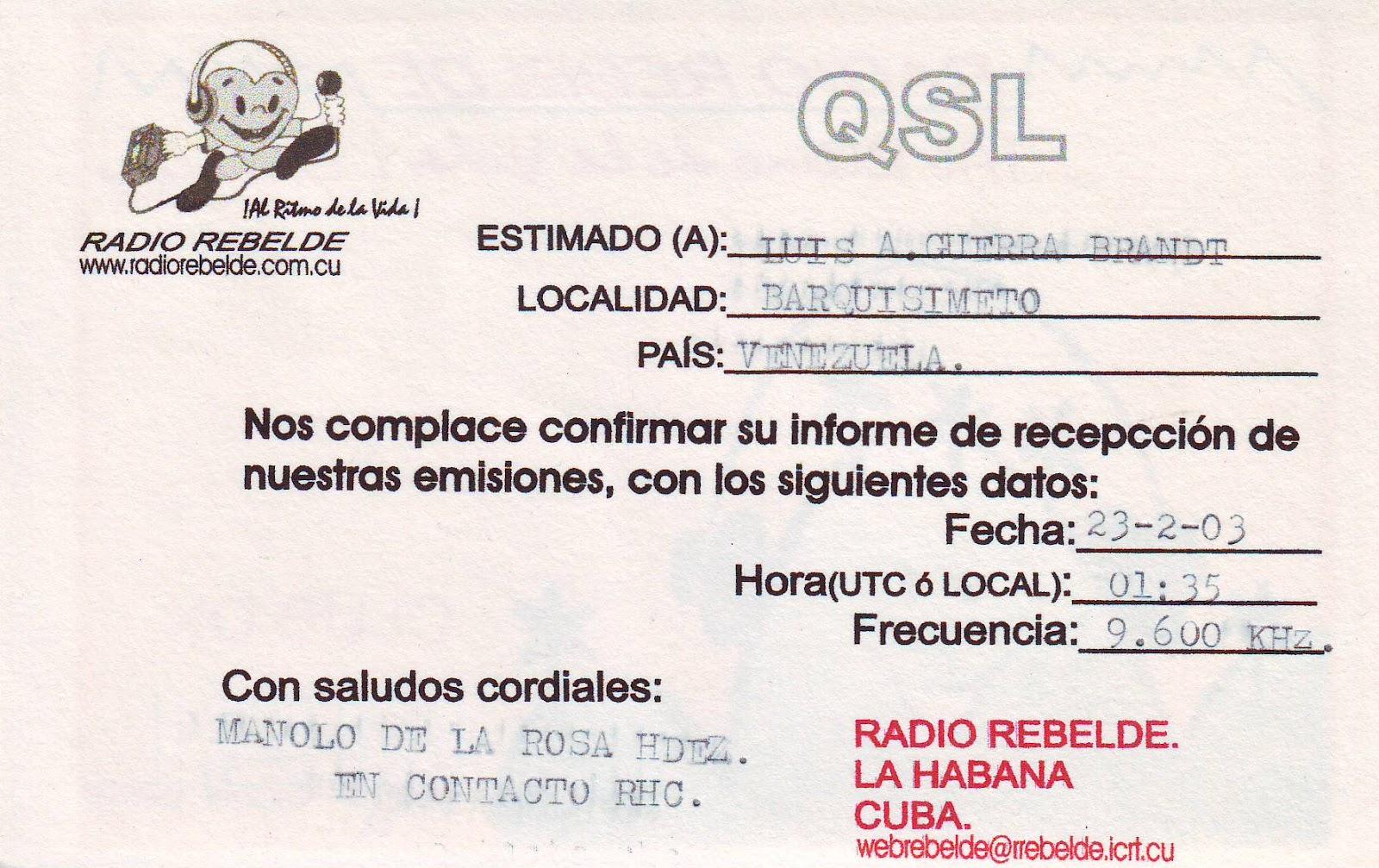 granma 5 marzo 2003: