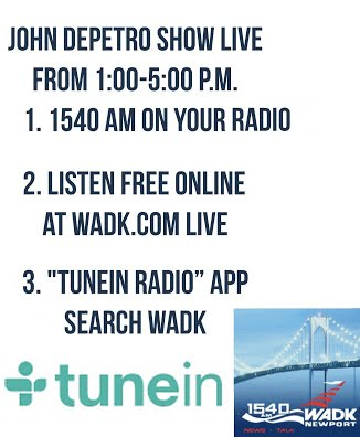 Listen Live by clicking below