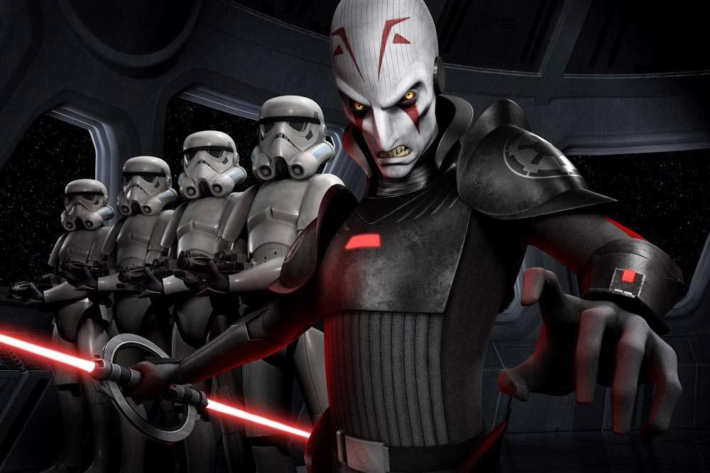 Star Wars Rebels el Inquisidor (Inquisitor)