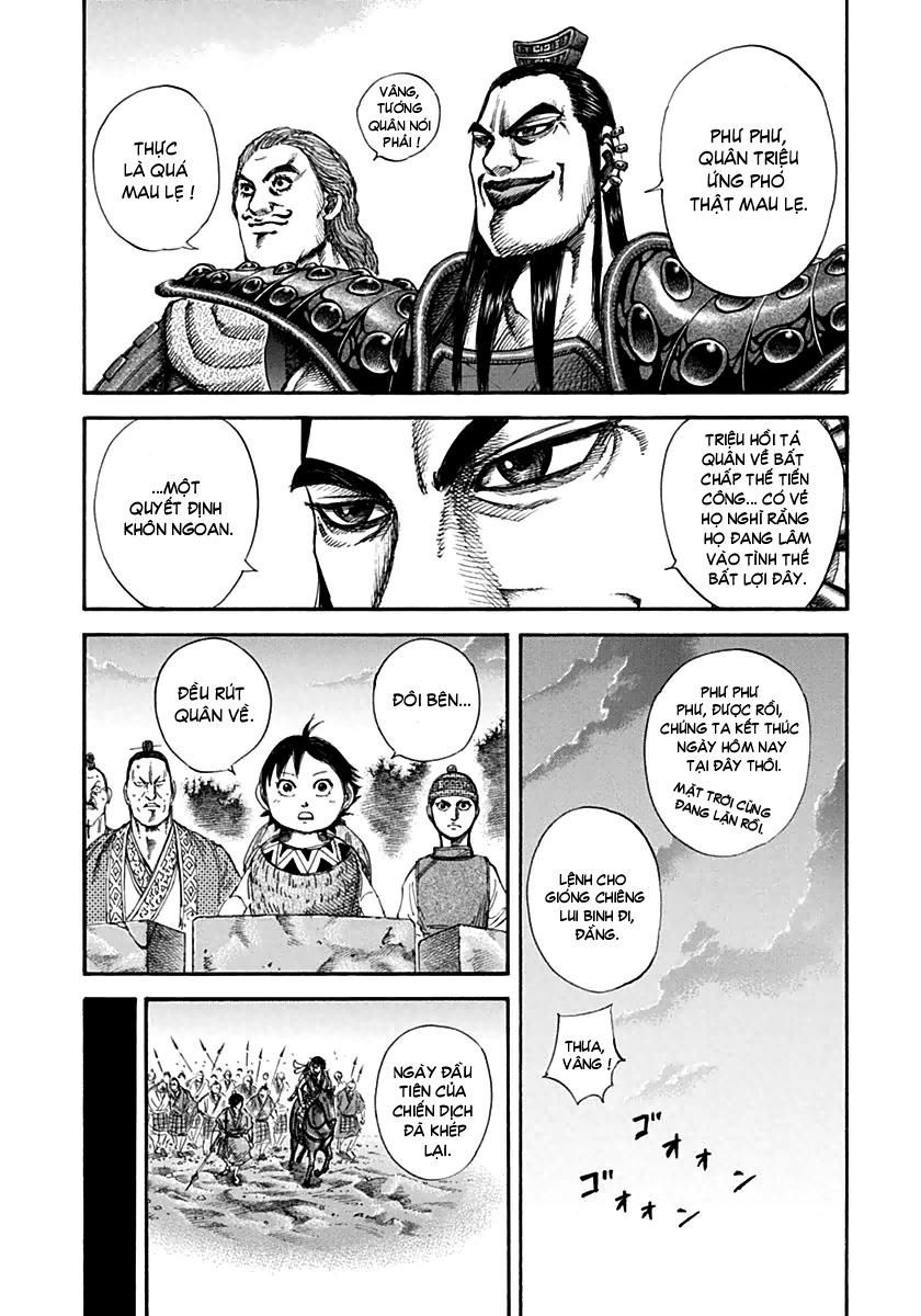 Kingdom - Vương Giả Thiên Hạ Chapter 130 page 16 - IZTruyenTranh.com