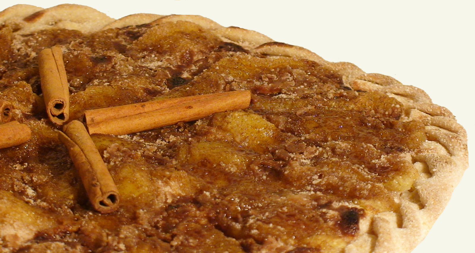 Pizza de Banana Com Canela Pizza de Banana