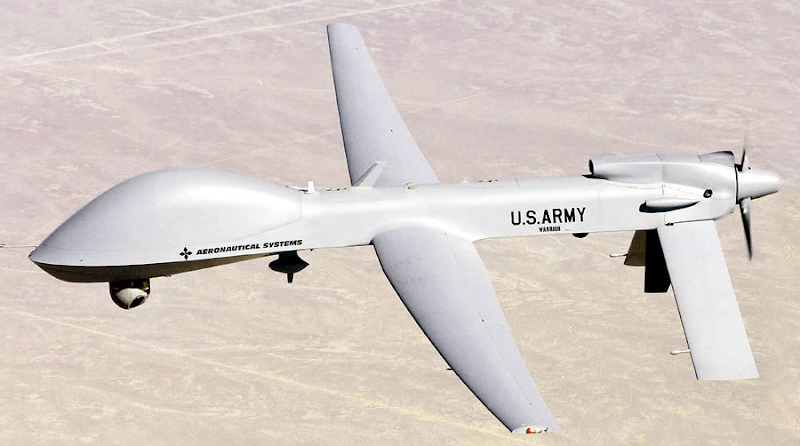 MQ-1C Sky Warrior US Army UAV