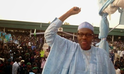 2015: APC Bigwigs Storm Abuja For Buhari's Declaration