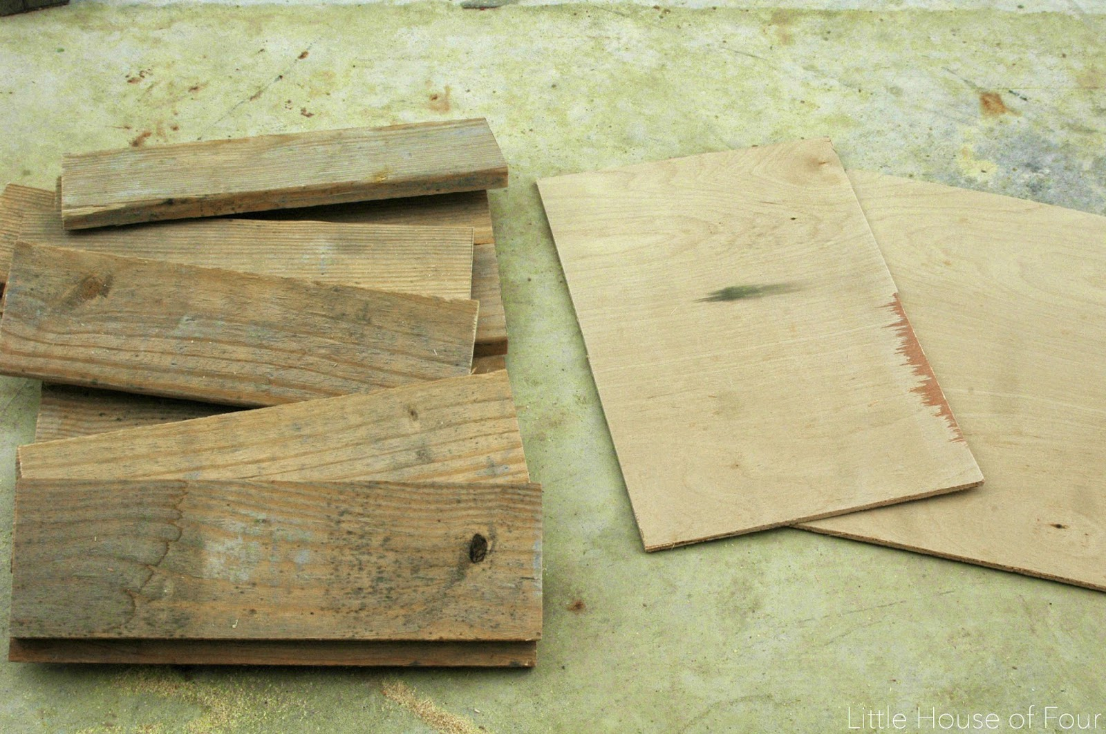 Diy Rustic Frame Diy Rustic Pallet Frames Little House Of Four Creating A