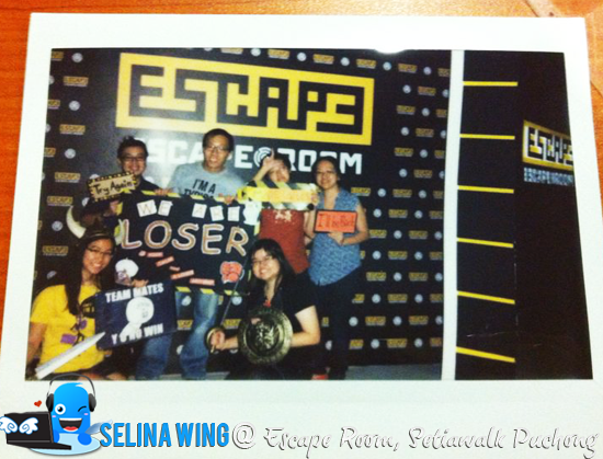 Escape Room Square Rating