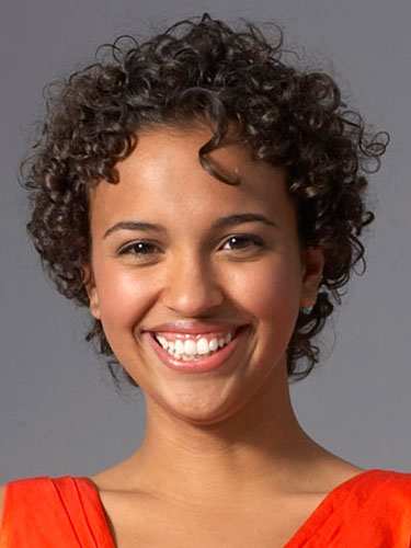 hairstyles 2011 short curly. Short curly hairstyle photo